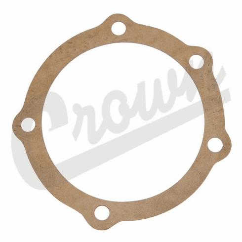 ( A-1509 ) Dana Spicer 18 Transfer Case Rear PTO Output Cover Gasket, Fits 1941-71 Jeep & Willys by Crown Automotive