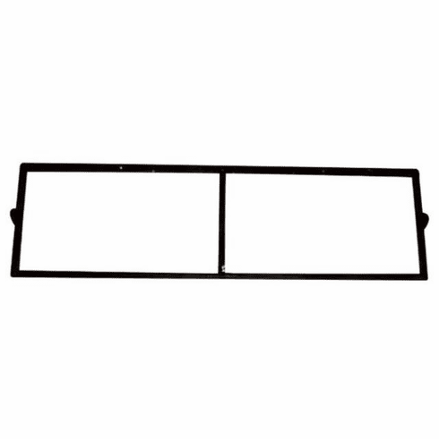 ( A-2255 ) Reproduction Inner Windshield Frame fits 1941-1945 Willys MB and Ford GPW by Omix-Ada