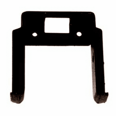 ( A-2830 ) Reproduction Rear Seat to Wheelhouse Support fits 1941-1945 Willys MB and Ford GPW by Omix-Ada
