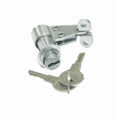 ( A-2899 ) Lock Set, Tool Box, 1941-1945 MB and Ford GPW, Includes Lock and Key by Omix-Ada