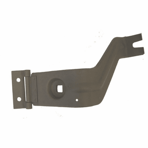 ( A-2970 ) Right Side Headlight Support Bracket Assembly, 1941-1945 Willys Jeep MB, Ford GPW by Omix-Ada