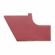 ( A-3008 ) Left Cowl Side Panel with Step fits 1941-1945 Willys Jeep MB and Ford GPW by Omix-Ada