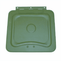 ( A-3227-GPW ) Reproduction Tool Compartment Lid with Hinge, fits 1941-1945 Ford GPW by Omix-Ada