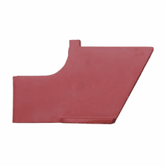( A-3309 ) Right Cowl Side Panel with Step fits 1941-1945 Willys Jeep MB and Ford GPW by Omix-Ada