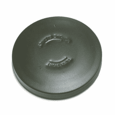 ( A-6333 ) Metal Gas Cap, Olive Drab, fits 1943-1945 Willys MB & Ford GPW with Large Mouth Filler by Omix-Ada