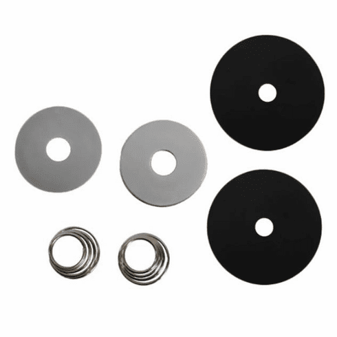 ( A-6359K ) Clutch and Brake Pedal Draft Pad Kit for 1945-1971 Willys and Jeep Models by Omix-Ada