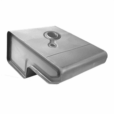 ( A-6618 ) Replacement Large Spout Design Gas Tank for 1943-1945 Willys Jeep MB and Ford GPW by Omix-Ada