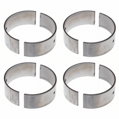 ( A-7237SET ) Connecting Rod Bearing Set (set of 4)  .040 Under size, L-134 & F-134  Fits 1941-71 MB, GPW, M38, M38A1, Willys & Jeep CJ  by Omix-Ada