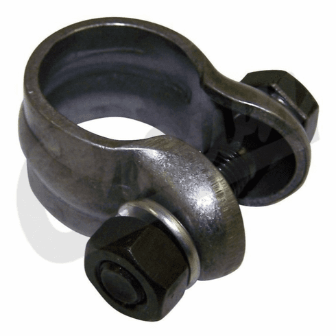 """( A-837 ) Tie Rod Tube Clamp fits 13/16"""" or 7/8"""" Tie Rod Tubes 1941-1986 Willys Jeep Models by Crown Automotive"""