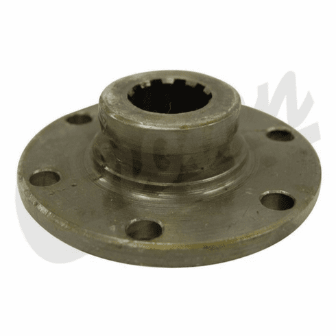 ( A-868 ) Front Axle Drive Flange for 4WD Dana Spicer Axle Model 25 & 27 by Crown Automotive