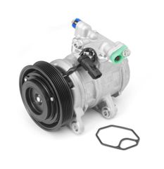 AC Compressor, 4.7L, 99-04 Jeep Grand Cherokee WJ by Omix-ADA