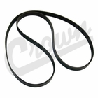 ( 4891587AA ) Accessory Drive Serpentine Belt for 2005-10 Jeep Grand Cherokee w/ 3.0L Diesel by Crown Automotive