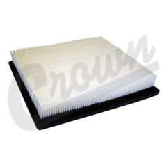 ( 4891713AA ) Air Filter for Dodge Minivan, Avenger, Chrysler 200, Chrysler Sebring w/ 2.0L, 2.4L, 2.7L, 3.3L, 3.5L, 3.8L or 4.0L Engine by Crown Automotive