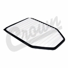 ( 53034018AE ) Replacement Air Filter for 2007-18 Jeep Wrangler JK By Crown Automotive