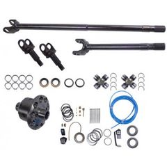 Alloy USA Front Axle Shaft Kit w/ARB Air Locker fits Narrow-Trac Dana 30 Grande Axles in 1972-83 Jeep CJ5, CJ7, & 1981-83 CJ8