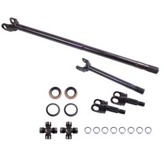 ( 12132 ) Front Axle Kit, 1997-06 Jeep Wrangler (TJ), 1992-01 Cherokee (XJ), Dana 30 Grande 30-Spline Kit (Upgrade to 30 spline locker required) by Alloy USA