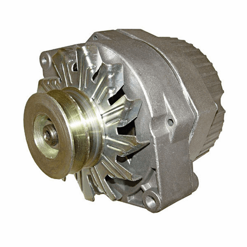 ( ALT1010D )  Alternator For Jeep CJ, Full Size Cherokee SJ, Commanche MJ, J-Series Pickup, 1975-1982, 63 Amp by Preferred Vendor