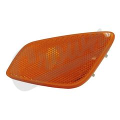 ( 55155628AB ) Amber Sidemarker Lamp, Right Side, fits 1997-06 Jeep Wrangler TJ By Crown Automotive