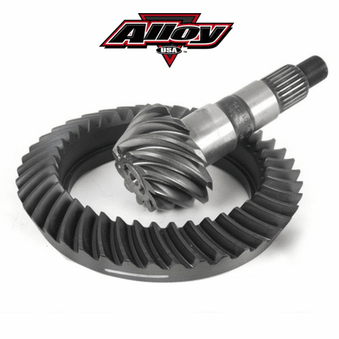 ( AMC456 ) Ring and Pinion for 1976-86 Jeep CJ with AMC 20 Rear Axle 4.56 Ratio by Alloy USA