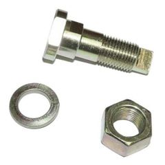 ( 637899KM100 ) Anchor Cam Pin Kit, Brake Shoe, Fits WWII 1/4 Ton, M100 Trailer by Preferred Vendor