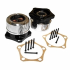 ( 400526 ) AVM Locking Hub Set, Fits 1981-1986 Jeep CJ5, CJ7 and CJ8 Scrambler Models by Crown Automotive