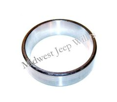 Bearing cup, axle, Model 53, Willys Truck    54154