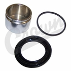 ( J8127582 ) Brake Caliper Piston & Seal Kit, fits 1978-1981 Jeep CJ5, CJ7 with 2 Bolt Caliper Bracket By Crown Automotive