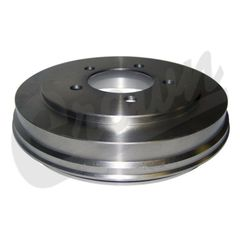 ( 5105617AB ) Rear Brake Drum for 2008-17 Jeep Compass and Patriot MK by Crown Automotive