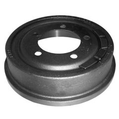 Brake Drum, fits 1966-1971 CJ5, CJ6 & C101 Jeepster Commando w/ 10″ Brakes, Front or Rear, 10″ x 2″