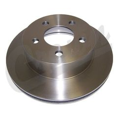 ( 5016434AA ) Brake Rotor for 1999-06 Jeep Wrangler TJ, Unlimited & Cherokee XJ by Crown Automotive