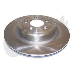 ( 4779438AB ) Rear Brake Rotor for 2006-10 Dodge Magnum, Charger, Chrysler 300 w/ 13.78? Rotors by Crown Automotive