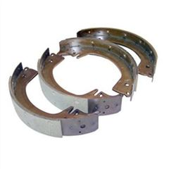 "Brake Shoe Set 11"" (per axle)  Fits 1946-1964 Willys Truck, FC150, FC170, Station Wagon"
