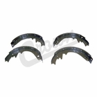 "( J8130067 ) Brake Shoe & Lining Set, Fits 1969-1978 Jeep CJ, C104 Commando with 11"" Drum Brakes By Crown Automotive"
