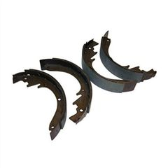 "Brake Shoe Set, Front or Rear, 10"" x 2"" Brakes fits 1966-1971 Jeep CJ5, CJ6"
