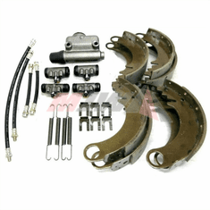 ( BRK-2 ) Brake Rebuild Kit for 1948-1953 Willys Jeep CJ2A, CJ3A Models by Preferred Vendor