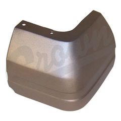 ( 55022103 ) Drivers Side Rear Bumper Cap in Argent for 1987-90 Jeep Cherokee XJ by Crown Automotive