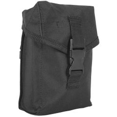 Cargo Seat Cover Black Molle Modular Field Essentials Pouch