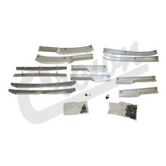 ( 55003232K ) Fender Flare Retainer Kit 1984-1996 Jeep Cherokee XJ, Retainers and Hardware By Crown Automotive