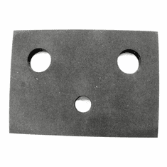 ( CJHG-7277 ) Heater Core Seal for 1972-1977-1/2 Jeep CJ5, CJ6, CJ7, C104 Commando by MTS