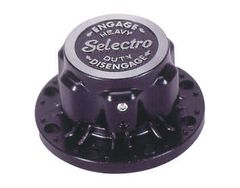 Classic Selectro Locking Hubs, Chrysler - Dodge W300 and International Harvester 1 Ton