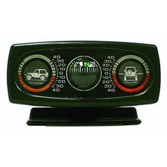 Clinometer with Compass, Universal Applications by Rugged Ridge