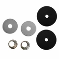 Clutch and Brake Pedal Draft Pad Kit for 1945-1971 Willys and Jeep Models