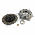 "( 921977K ) Clutch Cover Kit 9-1/4"" for 1960-1971 Jeeps with F-134 4 Cylinder Engines by Crown Automotive"