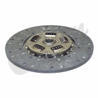 "( J3184867 ) Replacement Clutch Disc, fits 1972-1981 Jeep CJ5, CJ6, CJ7 & CJ8 with 11"" Disc, 4.2L, 5.0L by Crown Automotive"