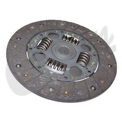 Clutch Disc, 1991-95 Jeep Wrangler, Jeep Cherokee w/ 2.5L engine