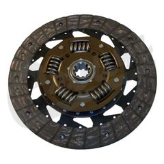 ( 52104733AB ) Clutch Disc for 2007-11 Jeep Wrangler JK with 3.8L Engine by Crown Automotive