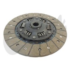 """( 921977 ) Clutch Disc, 9-1/4"""", Fits 1960-1971 Willys & Jeep with F134 4 Cylinder Engine by Crown Automotive"""