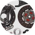 Jeep Willys Clutch Parts