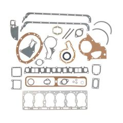 Complete Engine Overhaul Gasket Set, 6-226ci Engine, 1954-1964 Willys Pickup & Station Wagon