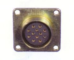 CONNECTOR, RECEPTICAL INTERVEHICULAR PIN TYPE, DOES NOT INCLUDE WIRES